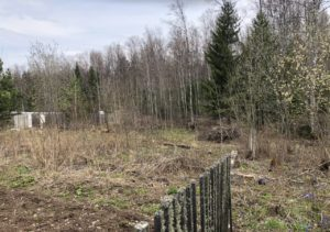 Участок для загородного дома